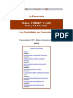 Anthony Sutton - La Plutocracia.pdf
