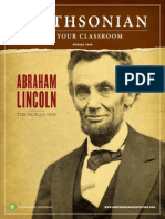 abraham lincoln the face of war