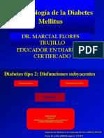 Fisiopatologia de DM2 2014 NUEVO.ppt Dr. Marcial.ppt