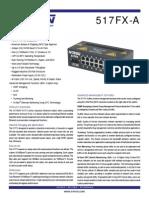 517fxa Data Sheet
