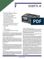 508fx2 Data Sheet