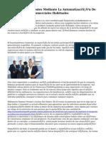 Cómo Cortar Costes Mediante La Automatización De Las Prácticas Comerciales Habituales
