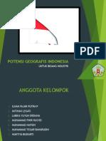 Geografi Potensi Geografis Indonesia Untuk Bidang Industri