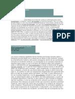 La Reconquista de España, documento con ulustraciones