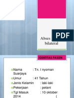 tn. I nyoman Susp.Abses Gluteal.ppt