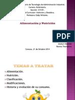 EXPOSICION DE NUTRICION Y DIETETICA..pptx