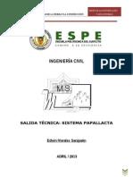 Sistema Papallacta.doc