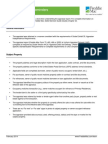 Apr Reminders Checklist