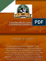 Catastro Urbano - Santa Cruz y Nociones de Economía Urbana.ppt