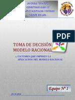 FACTORES QUE IMPIDEN LA APLICACIÓN DEL MODELO RACIONAL.docx