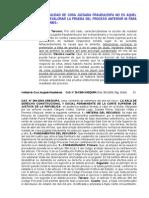 Jurisprudencias – Nulidad de cosa juzgada fraudulenta – COMPLETAS - CAYO.doc