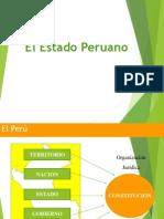 EL ESTADO Y ESTADO DE DERECHO EN EL PERÚ SESIÓN 3.ppt