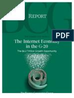 Internet Economy in the G20