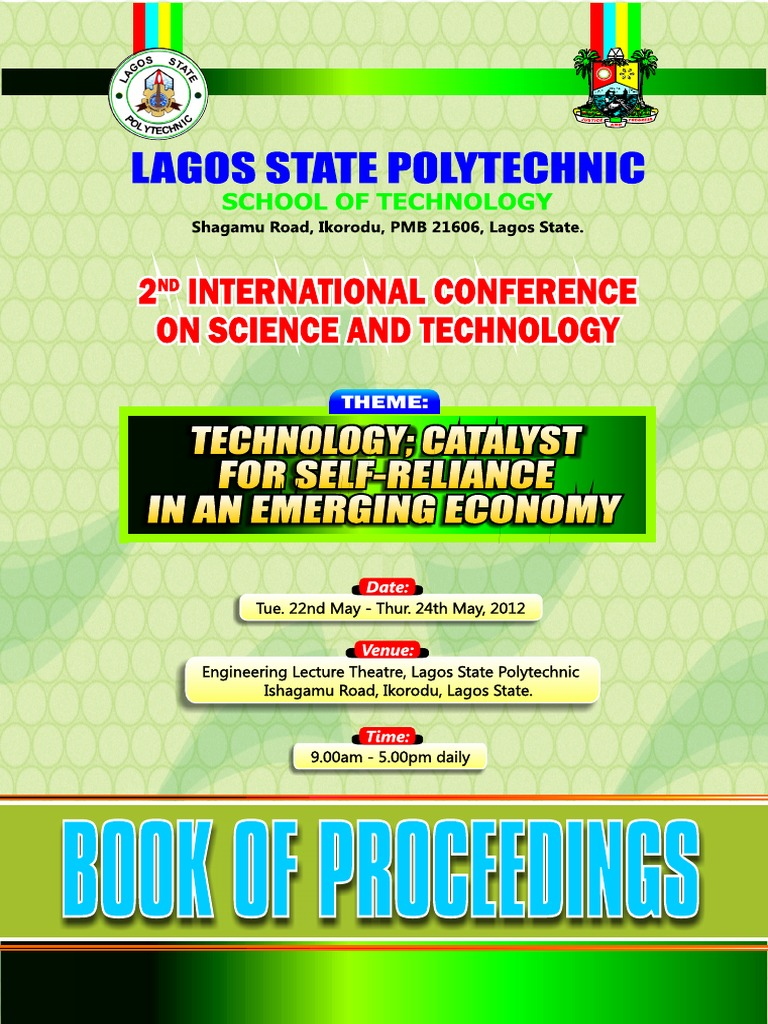 LAGOS STATE POLYTECHNIC 3aca1ac5c224c