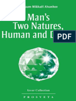Man's Two Natures, Human and Divine (Izv - Aivanhov, Omraam Mikhael