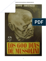 Amicucci Ermanno - Los Seiscientos Dias De Mussolini.pdf