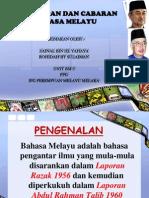 Tajuk 6 - Masa Depan Dan Cabaran Bahasa Melayu (Rohidah Sulaiman's Conflicted Copy 2014-02-24)