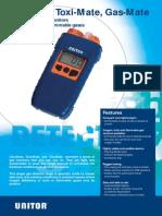 805044 Gas detection, Oxy, Toxi mate.pdf