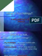 psikologi kontemporer