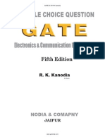 Gate book for electronics and communication engineering