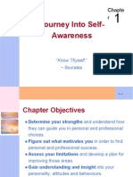 1- Journey Into Self-Awareness