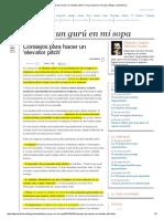 Consejos para hacer un ELEVATOR PITCH.pdf