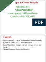 1 BasicConcepts of Circuit Analysis