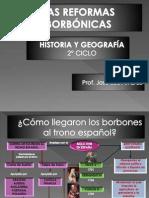 Resumen de las Reformas Borbónicas - 2° Año