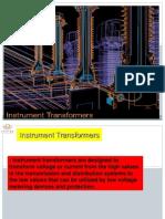 Instruments Transformers