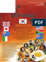 GEPIK Bibimbap News (Issue One)