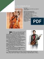 Sejarah Singkat Gitaris Paul Gilbert