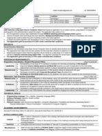 ShishirMathur 12669 CodeNation Resume