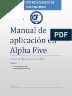 alpha five.docx