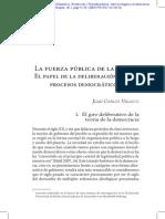 +La fuerza pública de la razón - Colombia 2011.pdf