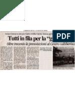 Corriere di Arezzo Sansepolcro 090801
