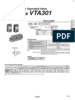 VTA Series Valves
