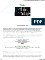 Shades of Midnight (Witches)