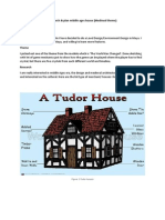 Research Medieval Houses