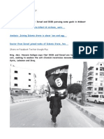 Israel and ISIS