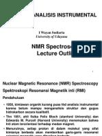 Materi Kuliah NMR