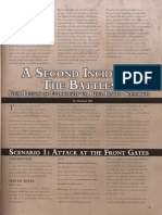A Second Incident - Warmachine Campaign