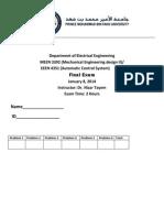Final Exam Control-system2014a