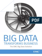 EMC h10769 Big Data Cta Brochure