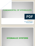 fundamentals of hydraulics.ppt