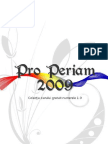 """Colectia """"Pro Periam"""" 2009"""