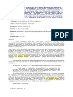 Daños Morales - Forum Non Conveniens - Prescripción Extraordinaria - Filipinas ++++.doc