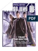 Doctor Who Magazine Special 38 - The Year of the Doctor