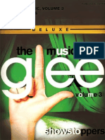 Glee - The Music Vol. 3 Showstoppers