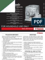 SAECO INCANTO user guide.pdf