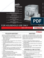 SAECO INCANTO user guide.pdf